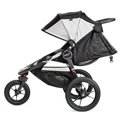 4baby jogger summit x3 single stroller