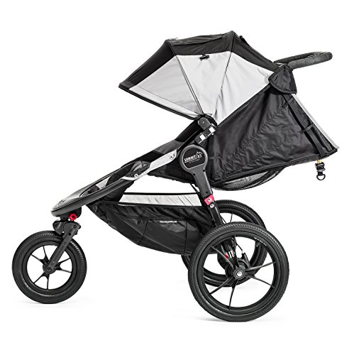 4baby jogger summit x3 single stroller